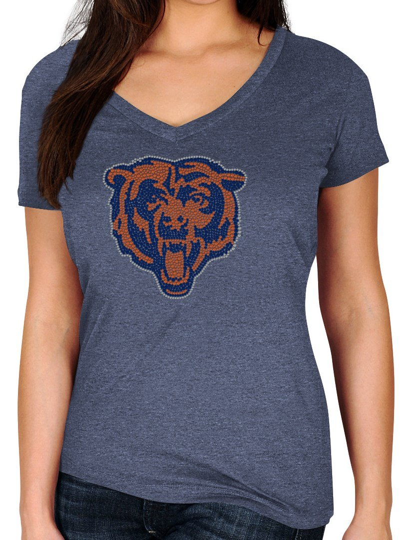 Chicago BearsレディースMajestic NFL「ダイヤモンドDreams