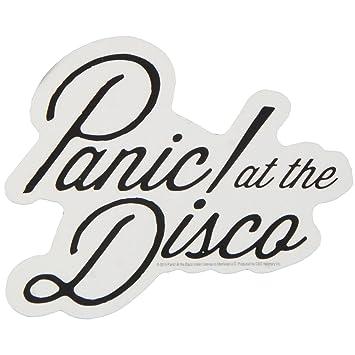 5508ee11 Panic at The Disco - Aufkleber: Amazon.de: Küche & Haushalt