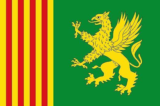 magFlags Bandera Large Puebla, Islas Baleares, España | Bandera ...