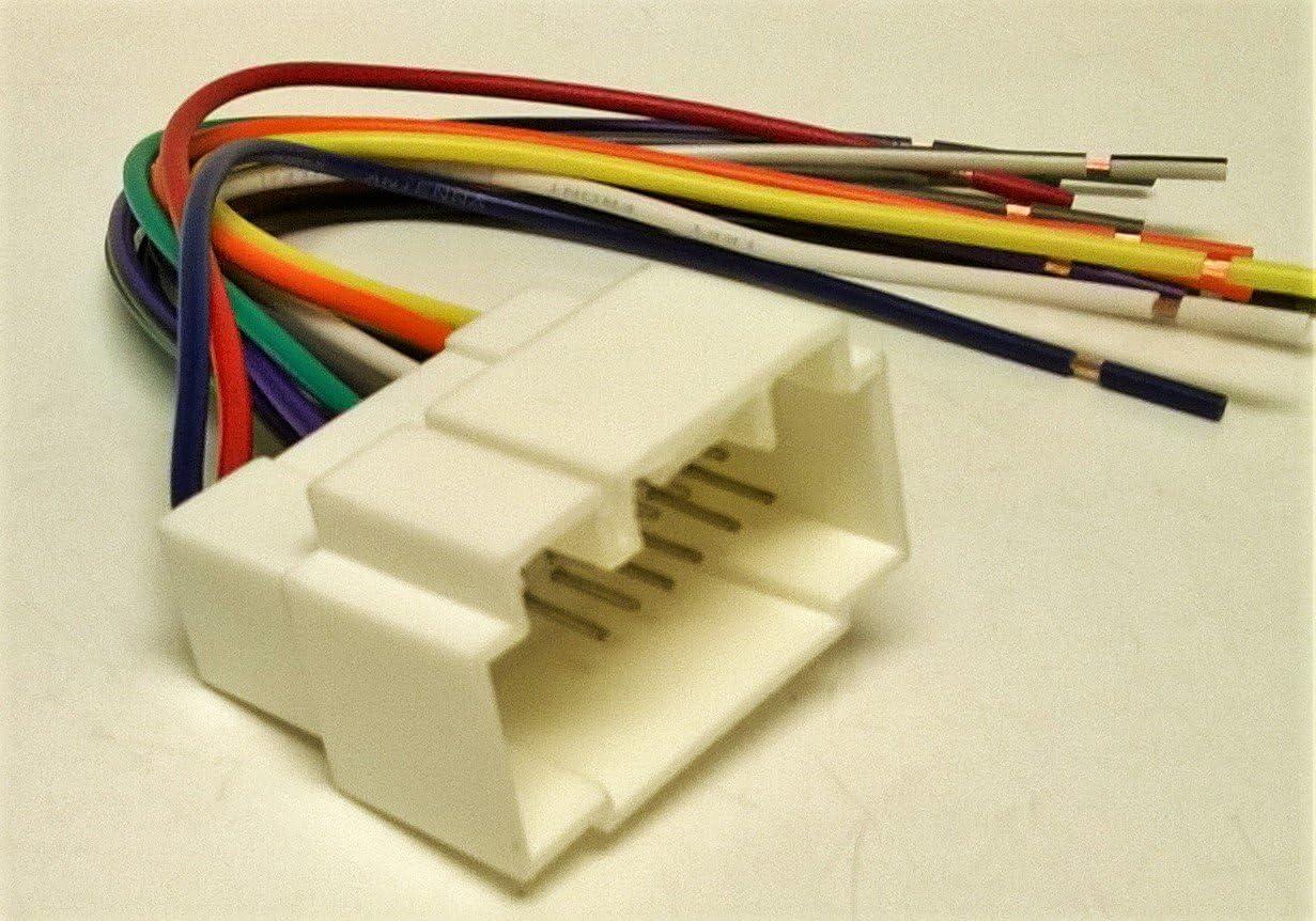 amazon.com: wire harness for installing a new radio into a suzuki, grand  vitara, 2003, 2004, 2005, 2006, 2007, 2008, 2009, 2010, 2011, 2012, 2013:  car electronics  amazon.com