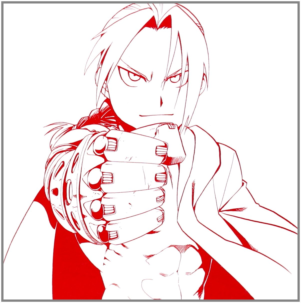 fullmetal alchemist coloring pages book cover image jpg the art
