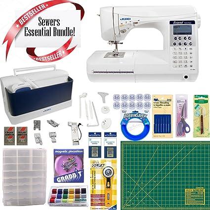 Amazon Juki HZLF40 Exceed Series Full Sized 40 Inch Throat Interesting 11 Inch Throat Sewing Machine
