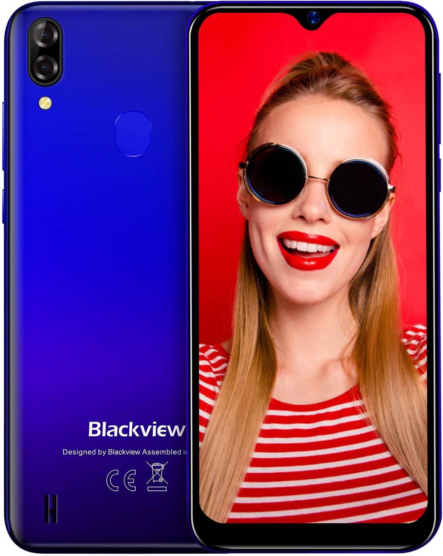 Blackview A60 Pro Moviles Libres 4G con Pantalla 6.1