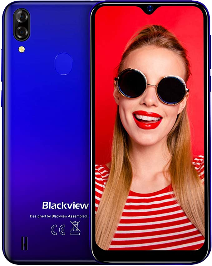 Blackview A60 Pro Moviles Libres 4G con Pantalla 6.1