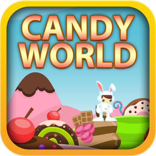 Candy World (Candy World Games)