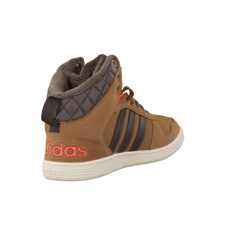 adidas Neo gefütterte Kinderschuhe Sneaker Winterschuhe Boots Hoops WTR MID K
