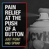 Icy Hot Medicated Spray, 3.7-Ounce Aerosol