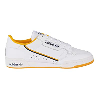 detailed look 7ad12 926df Amazon.com  adidas Originals Continental 80 - Mens Mens G28995 White   Fashion Sneakers