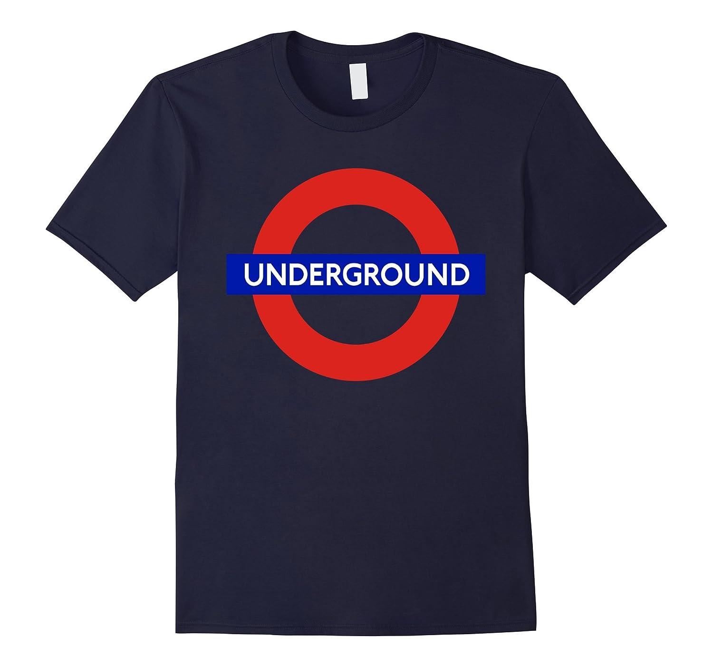 London Underground Tshirt - cheap T-Shirt-CD