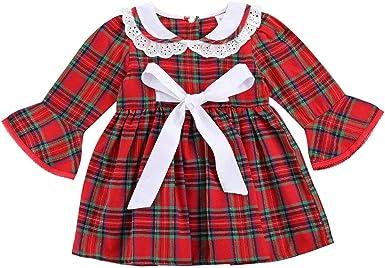 Checkered Ruffle Dress 3