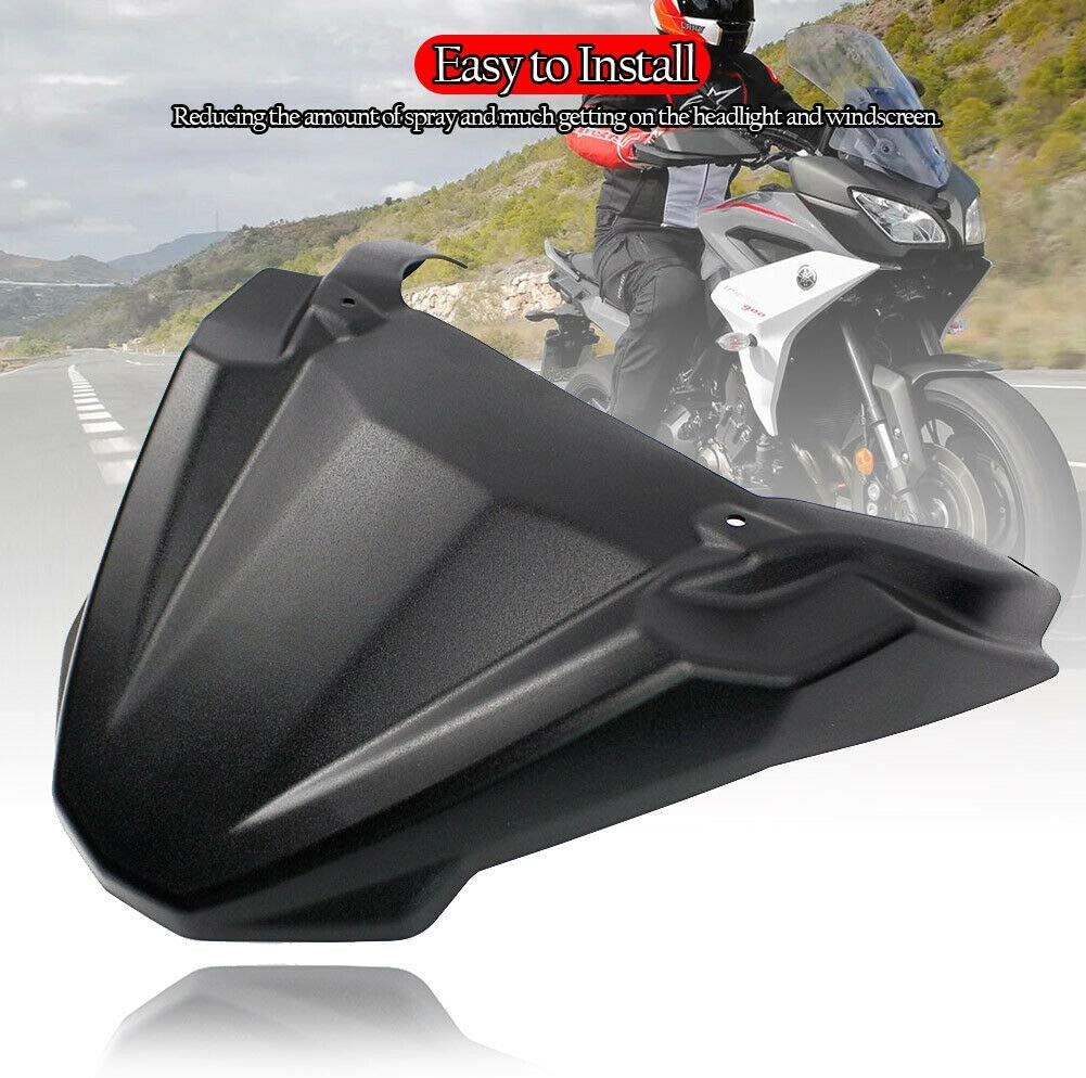 Newest Motorcycle Item For Yamaha MT09 Tracer MT-09 Tracer 900 GT 2015-2020 2019 2018 CNC Side Stand Extension Plate pad