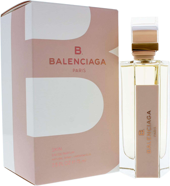 Balenciaga B Skin for Women Eau De Parfum Spray, 2.5 ounces