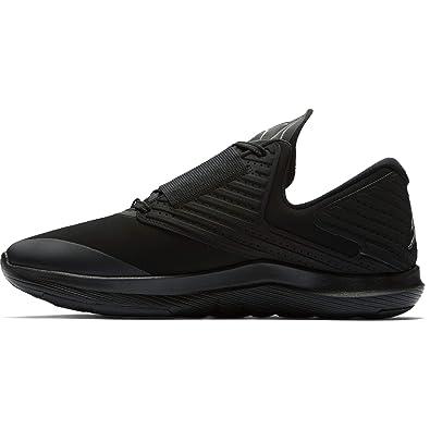 premium selection da1ae f2db9 Jordan Relentless, Chaussures de Running Compétition Homme Noir (Black    Anthracite 001) 45