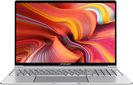 """TECLAST F15 Ordenador Portátil 15.6"""" Notebook Laptop 8GB RAM 256GB SSD (Más de 1TB Expandible), 2.4 GHz Intel Celeron Processor N4100 Window 10, ..."""