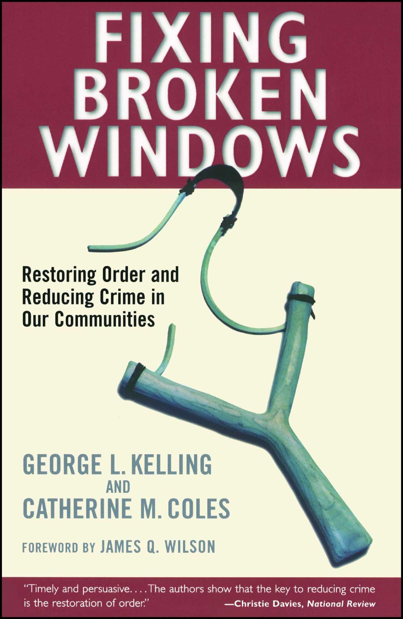 Theory of broken windows: practical sense 54