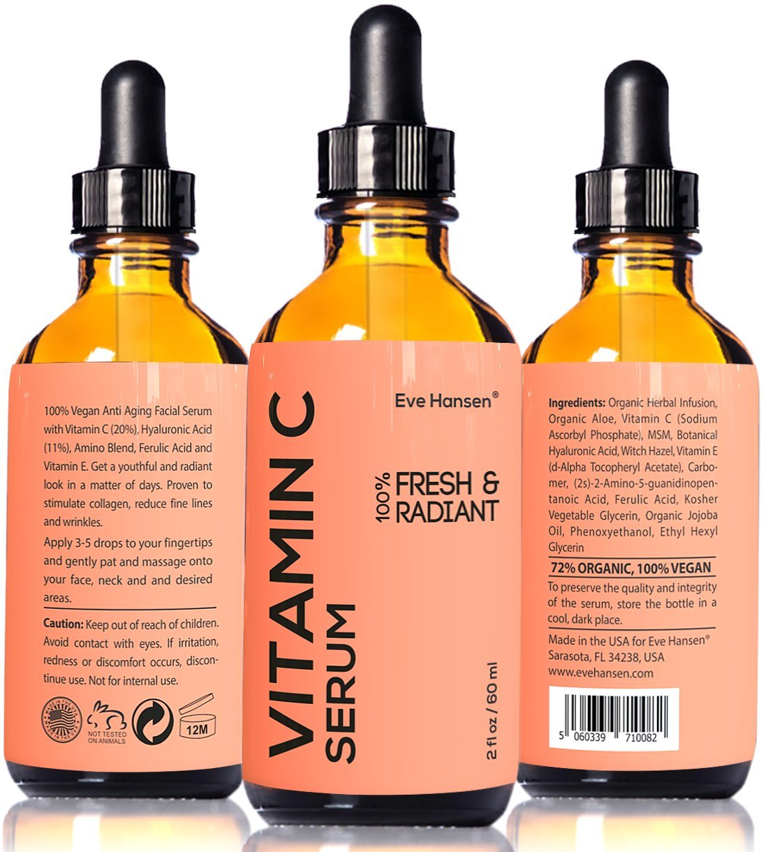Eve Hansen Vitamin C Serum