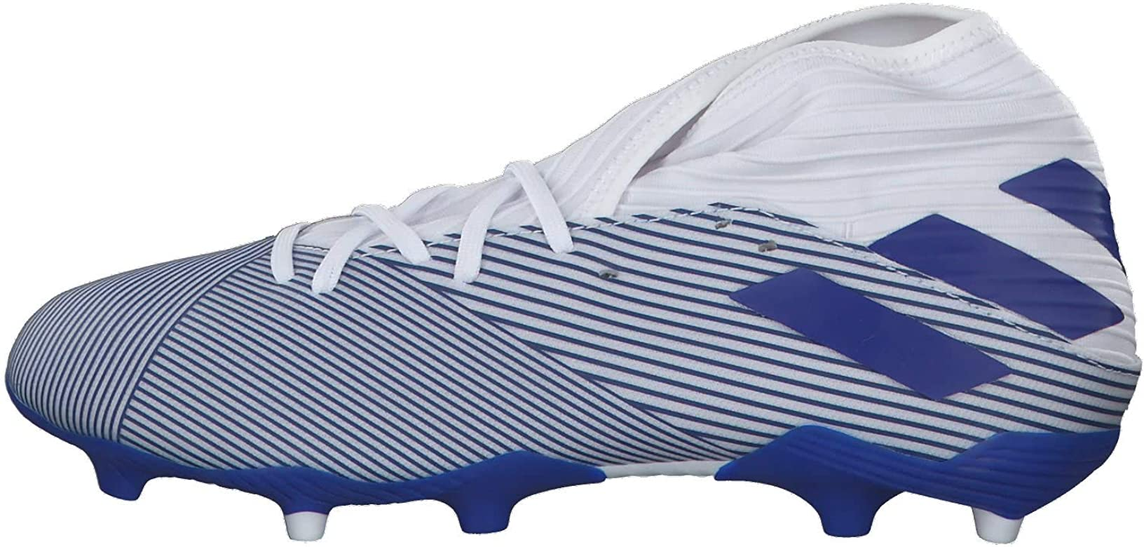 Adidas Nemeziz 19.3 FG, Zapatillas Deportivas Fútbol Hombre, Azul ...