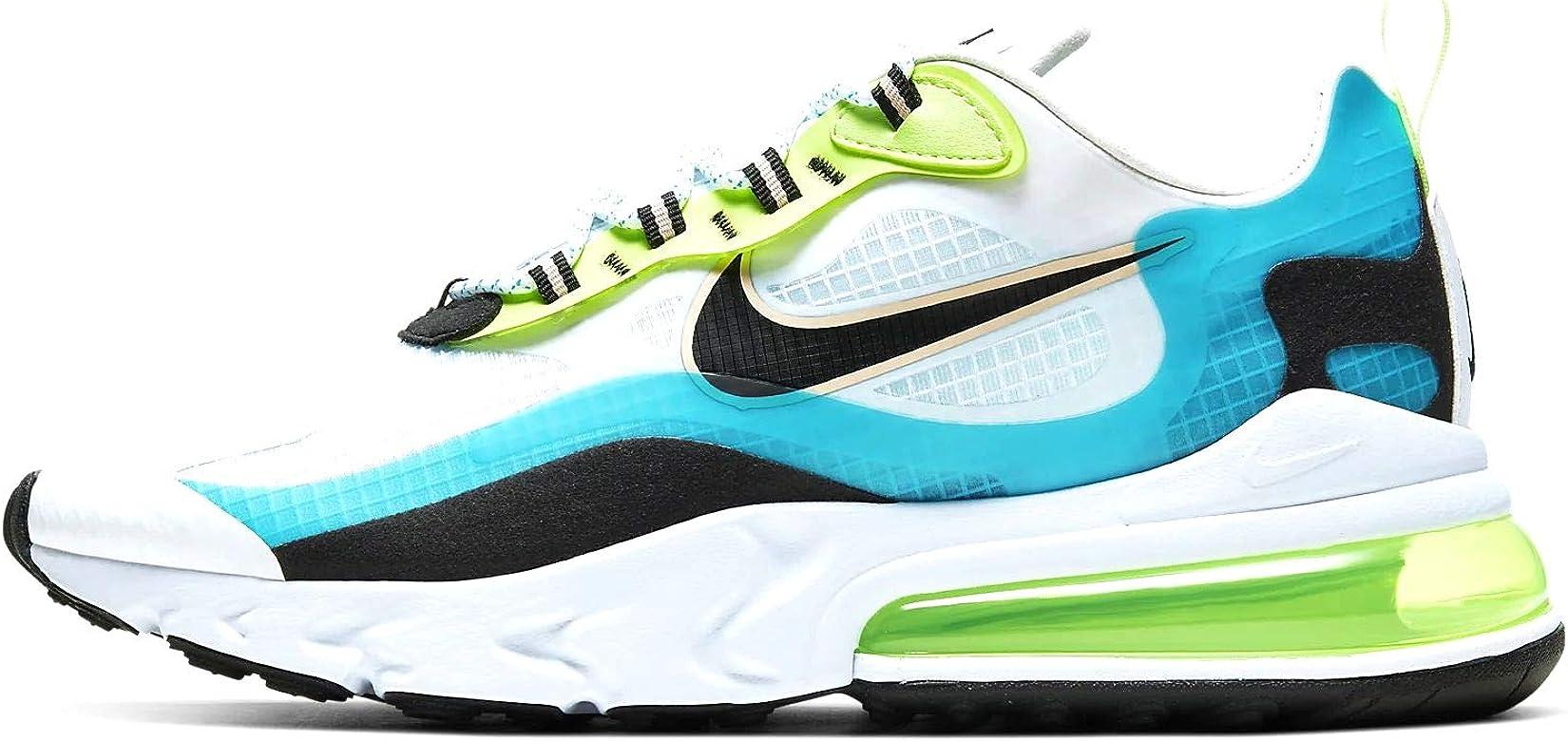 Nike Air MAX 270 React Se, Zapatillas para Correr para Hombre ...