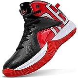 ASHION Kids Basketball Culture Shoes Boys Air-Cushion Comfortable Girls Basketball Shoes Breathable Casual Fashion Kids…