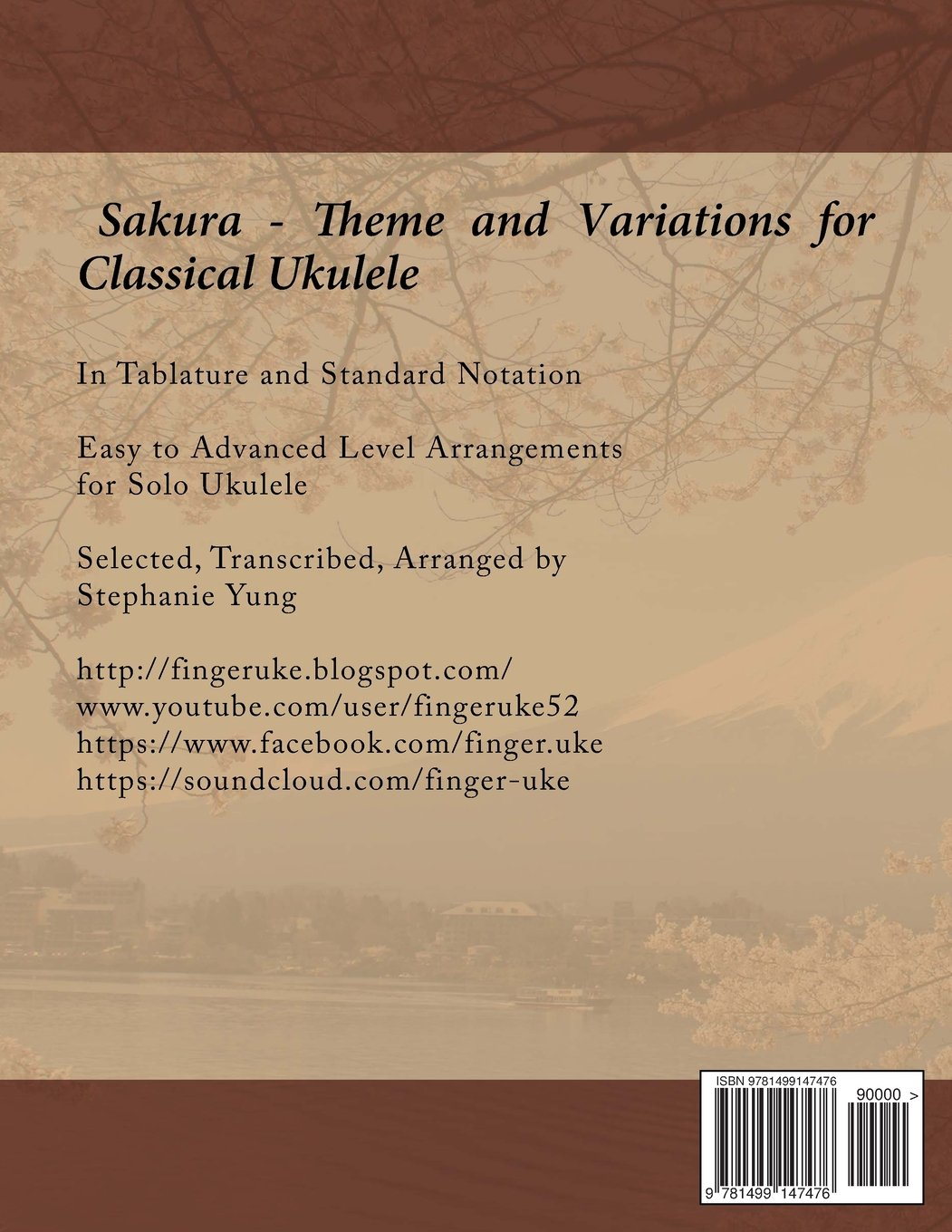 Amazon com: Sakura - Theme and Variations for Classical