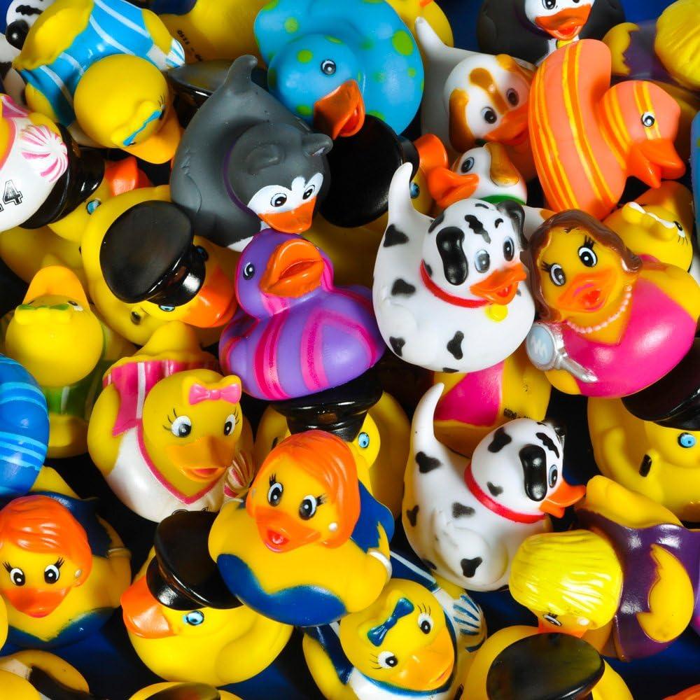 Rubber Ducky Assortment (50 pc)