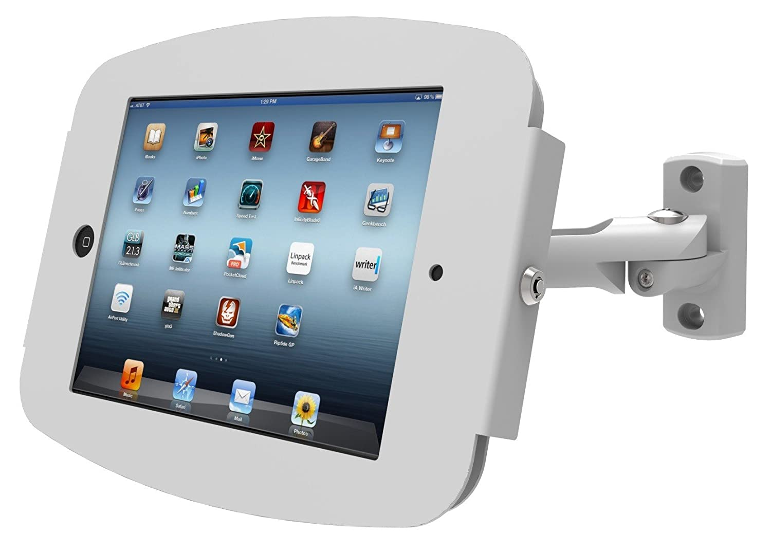 Secure Tablet Stand 11