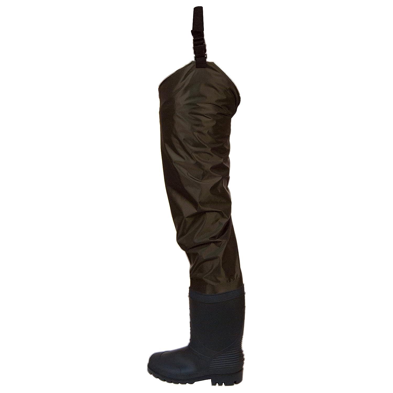 【一部予約販売】 Frogg Brown Toggs Dark Rana II PVC Toggs Felt Hip Wader, Size 13, Dark Brown B01N906YY7, Hakotoyo Plaza:d635ee23 --- a0267596.xsph.ru