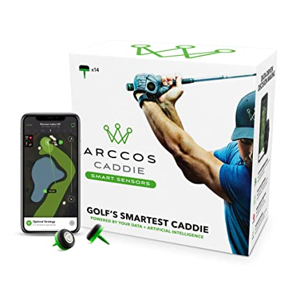 Image result for arccos caddie smart sensors