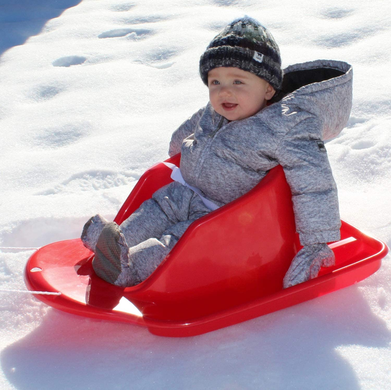 Top 11 Best Sleds For Toddlers For Winter Vacation 2020 1