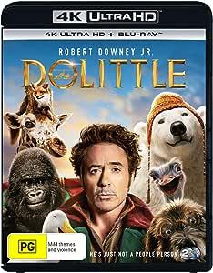 Dolittle [2 Disc] (4K Ultra HD + Blu-ray)