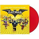 The Lego Batman Movie: Original Motion Picture Soundtrack Red Vinyl
