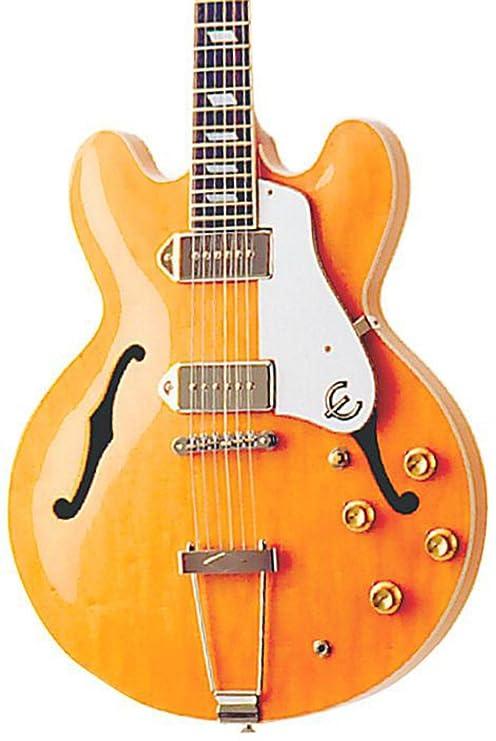 Epiphone Casino guitarra eléctrica Vintage Sunburst: Amazon.es ...