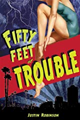 Fifty Feet of Trouble (City of Devils) Paperback