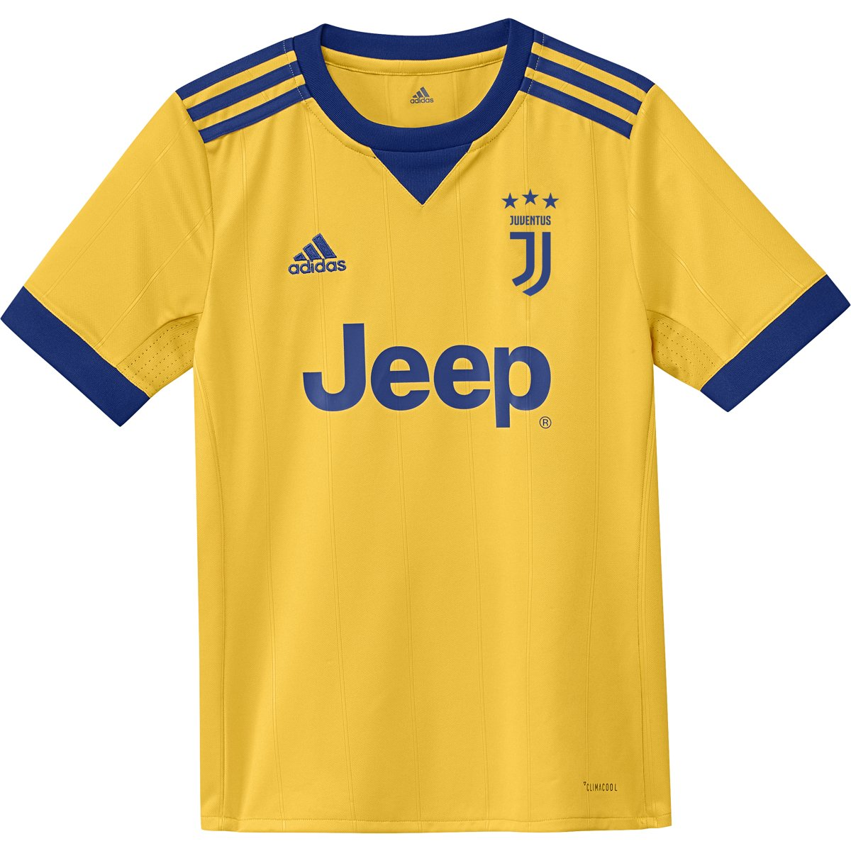 pretty nice bf1d7 d15c7 adidas Juventus Away Youth Jersey [Yellow]