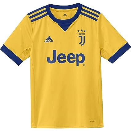 34b5645a9 Amazon.com   Adidas Juventus Away Youth Jersey  Yellow    Sports ...