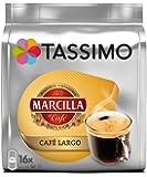 Capsulas Tassimo Marcilla Café Largo 16 bebidas NOVEDAD