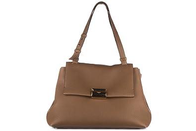 0cbee1c8deac1 Salvatore Ferragamo Leder Handtasche Damen Tasche Bag ginger Braun ...