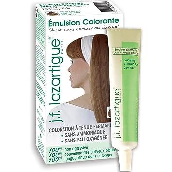 jflazartigue colouring emulsion dark blonde - Lazartigue Color