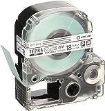 キングジム テープカートリッジ テプラPRO キレイにはがせるラベル 18mm 透明 ST18KE