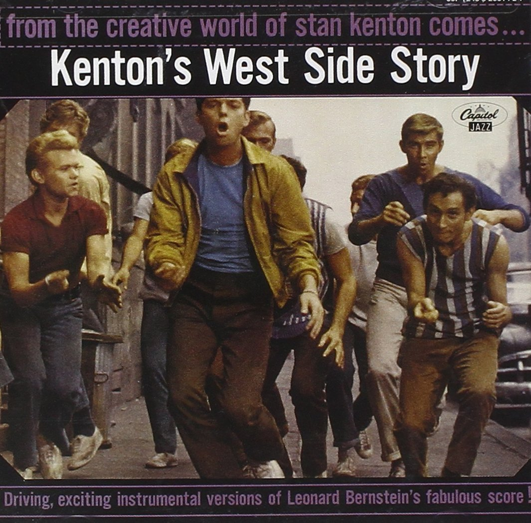 Kenton's West Side Story by Capitol Jazz