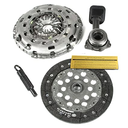Amazon.com: LUK CLUTCH KIT w SLAVE CYLINDER 2002-4/2004 FORD FOCUS SVT 2.0L 6-SPEED: Automotive