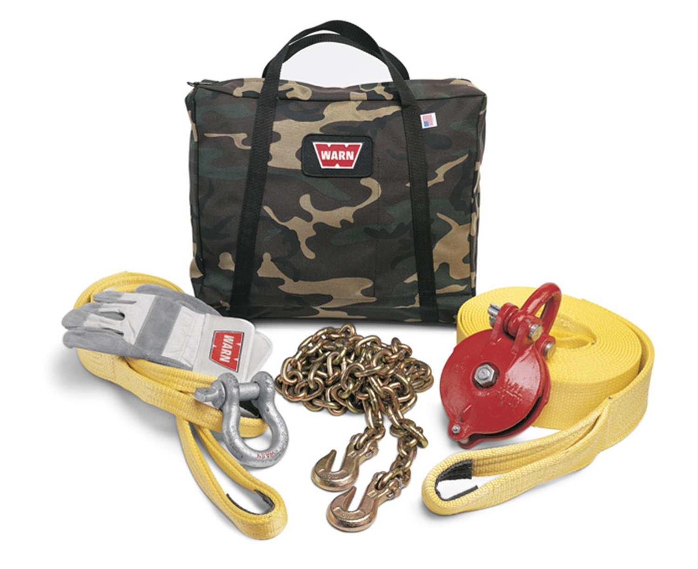 WARN 29460 Heavy Duty Winching Accessory Kit by WARN