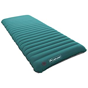 Lightspeed Outdoors PVC-Free Single Air Mattress with FlexForm and Dual Chamber Technology