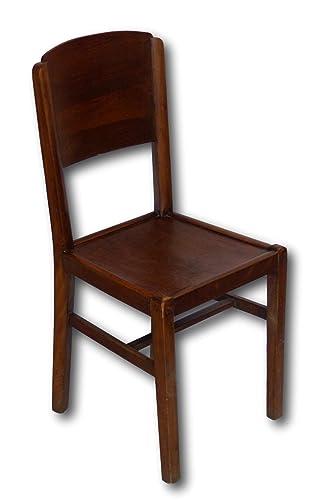 Chaise Bistrot Vintage Amazon Fr Handmade