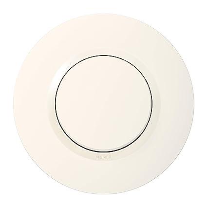 Legrand leg95052 BLC CPT dooxie botón pulsador blanco completo Deco