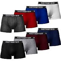 DSTROYED ® Boxershorts Men Herren 8er Pack Unterwäsche Unterhosen Männer