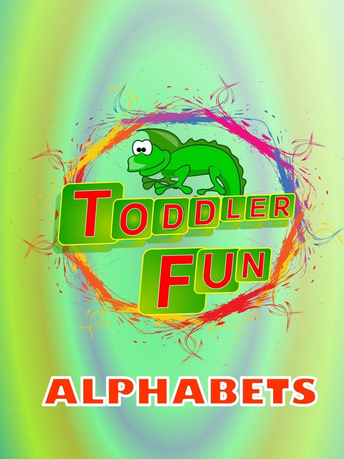 Toddler Fun Alphabets on Amazon Prime Video UK