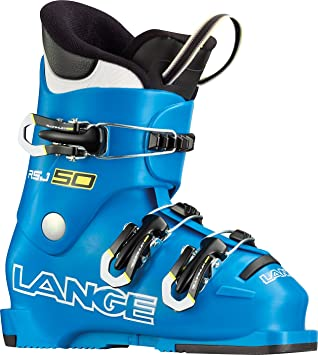 042dc9884f Lange Chaussure de Ski RSJ 50 Power Blue - Enfant: Amazon.fr: Sports ...