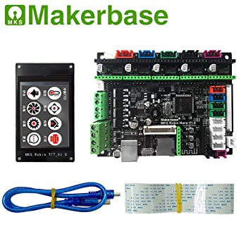 MKS Robin2 STM32 ARM Panel de control TFT32 pantalla táctil ...