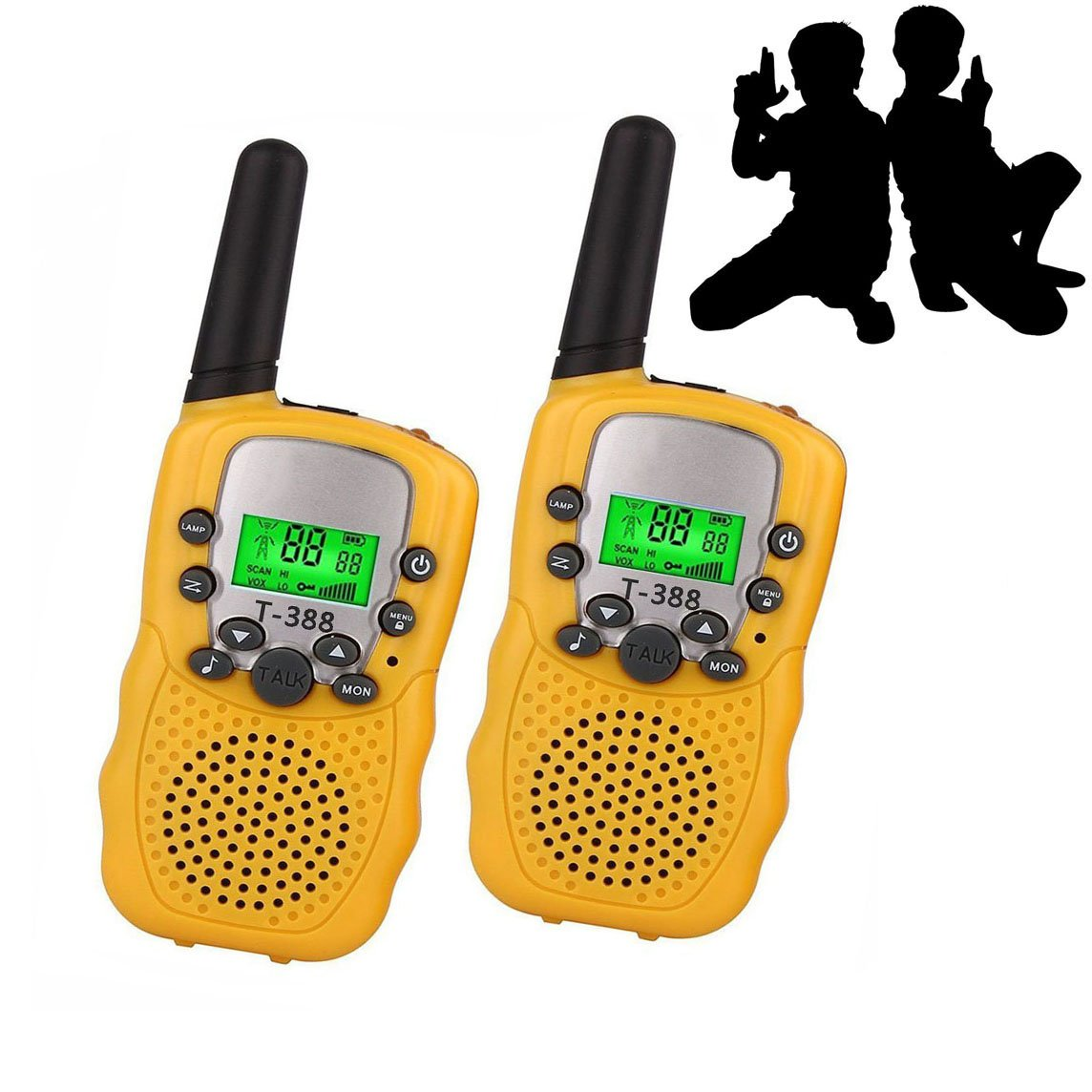 JRDBS WINL Gifts For Teen Girls Birthday 7 Year Old Girl Walkie Talkies 6 14 Boys Kids Toys DaughterBest 8